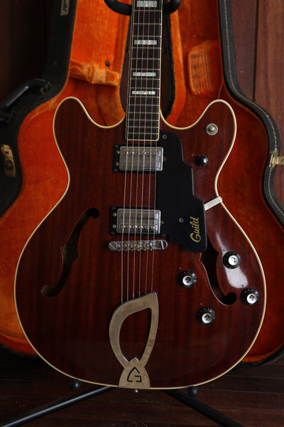 Guild Starfire IV Vintage 1973 Semi-Hollowbody