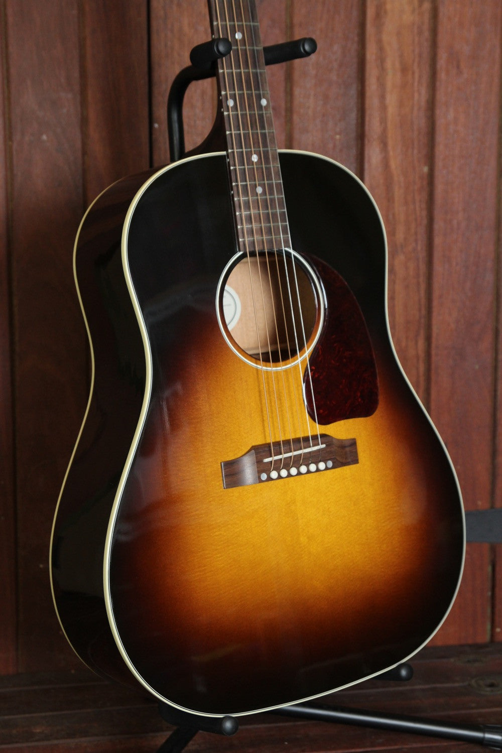 a9a83b7763b Acoustic Guitars Gibson J-45 Standard Acoustic-Electric Guitar Vintage  Sunburst 2019