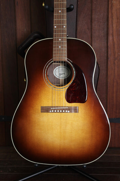 Gibson J-15 Walnut Burst Acoustic-Electric Guitar