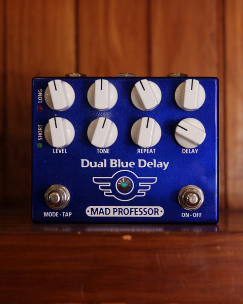 Mad Professor Dual Delay Pedal Pre-Owned