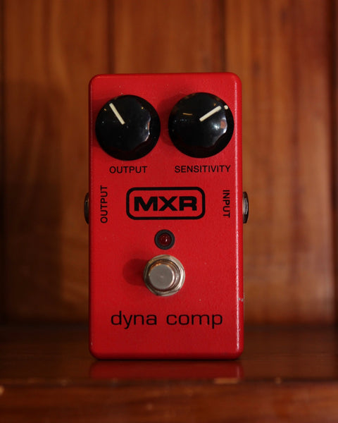 MXR M-102 Dyna Comp Compressor Pedal Pre-Owned