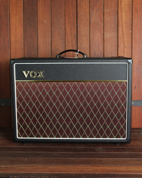 Vox AC15C1 15W 1x12 Combo Celestion Greenback - The Rock Inn - 1
