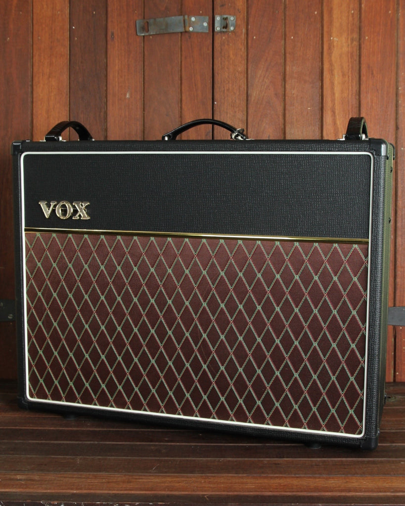 Vox AC30C2 30W 2x12 Valve Combo Amplifier Greenback - The Rock Inn - 3