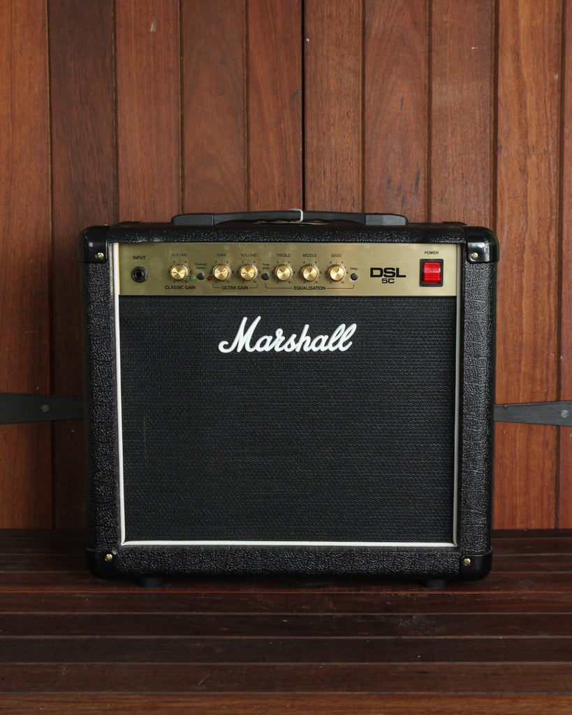 Marshall DSL5C - All Valve 5 Watt Combo - The Rock Inn - 1