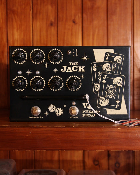 Victory V4 The Jack Amplifier Preamp Pedal