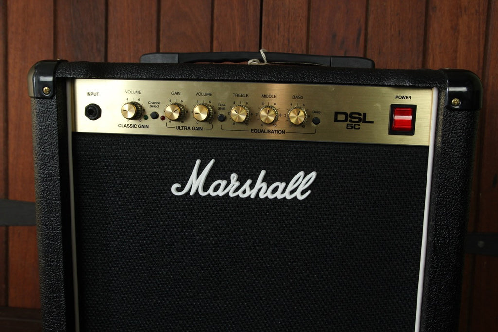 Marshall DSL5C - All Valve 5 Watt Combo - The Rock Inn