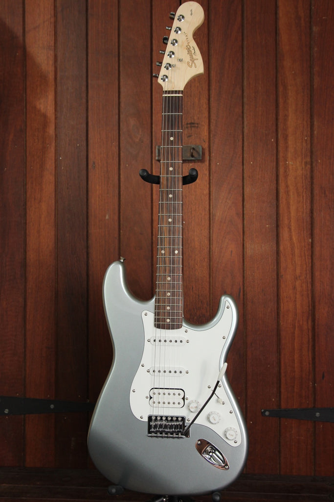 Squier Affinity HSS Stratocaster Electric Guitar Slick Silver
