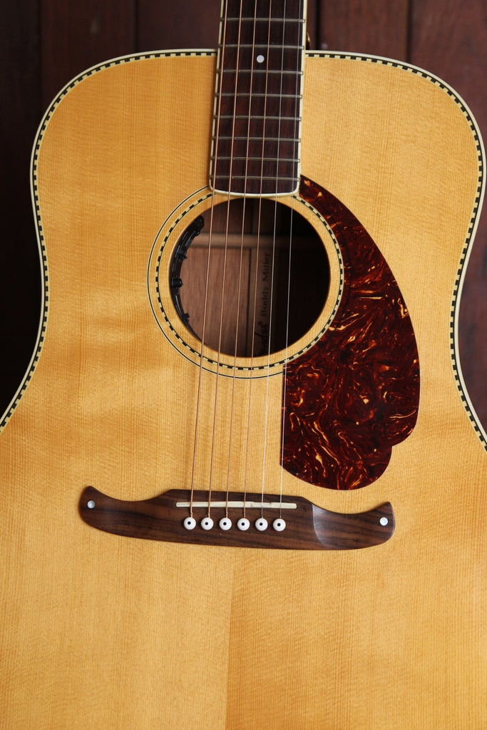 Fender Buddy Miller Signature Acoustic-Electric Guitar Pre-Owned