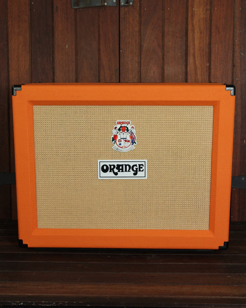 Orange Speaker Cabinet - PPC212OB 2x12 Open Back - The Rock Inn - 1