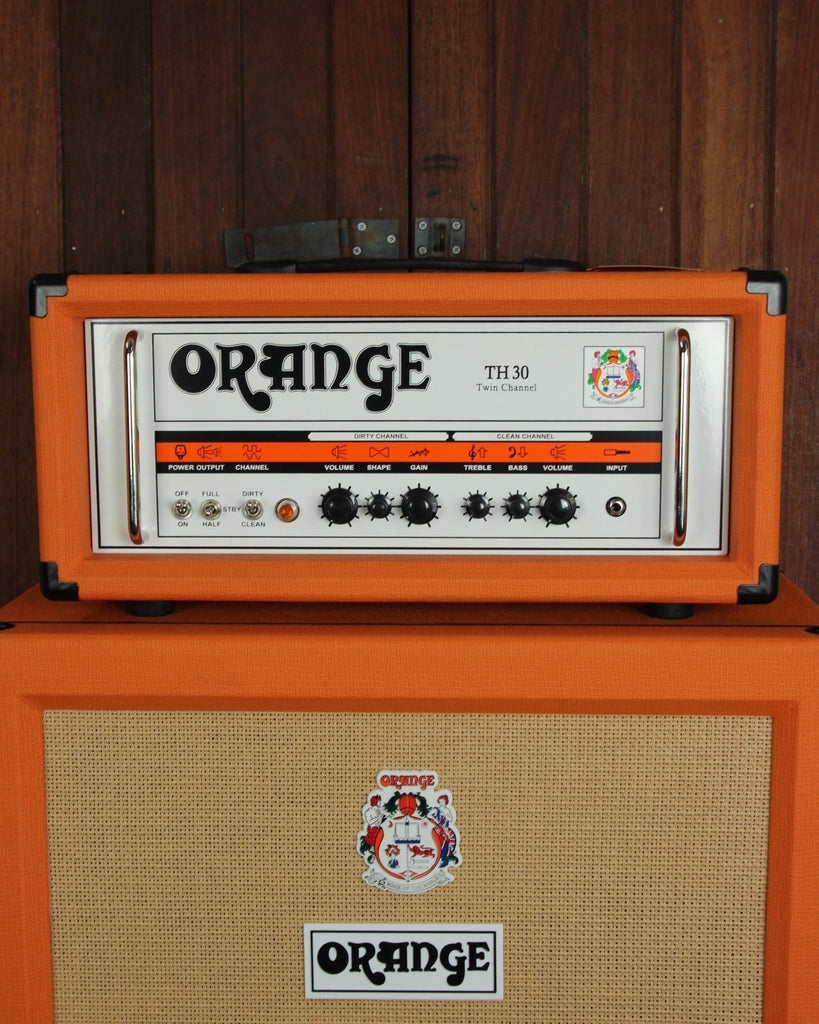 Orange TH30H 30w Valve Head - The Rock Inn - 1