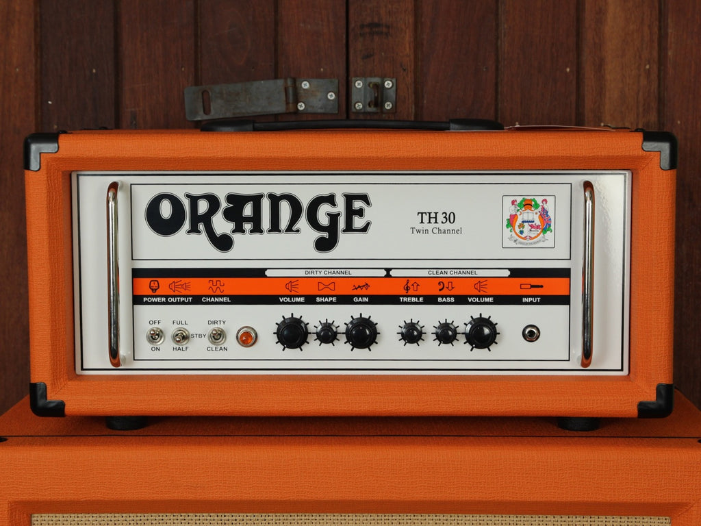 Orange TH30H 30w Valve Head - The Rock Inn - 2