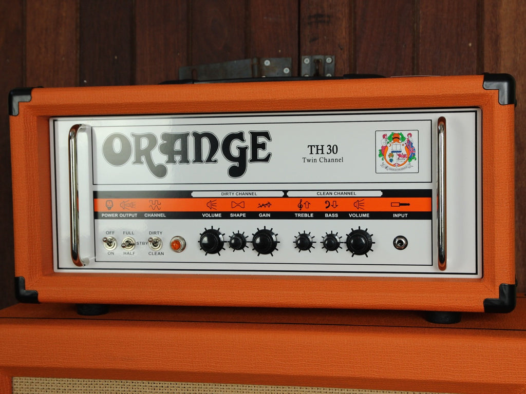 Orange TH30H 30w Valve Head - The Rock Inn - 3