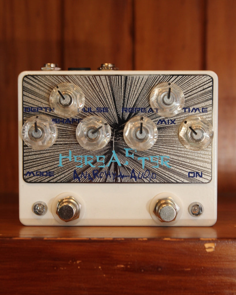 Anarchy Audio Hereafter Dual Modulation Delay Pedal - The Rock Inn
