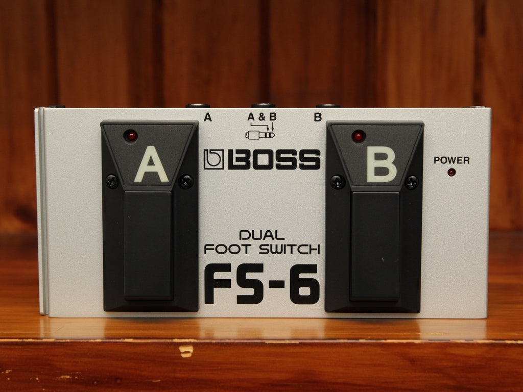 Boss FS6 Dual Footswitch Pedal - The Rock Inn - 2