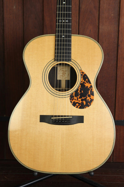 Furch OM33 Vintage Series Custom African Blackwood Acoustic Pre-Owned