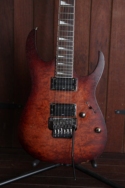 Ibanez RG420FBZ Electric Guitar Pre-Owned