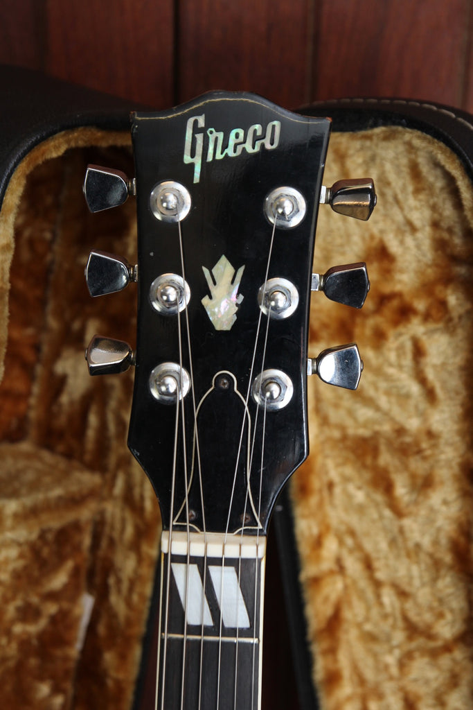 Greco ES-175 Hollowbody Made In Japan Vintage