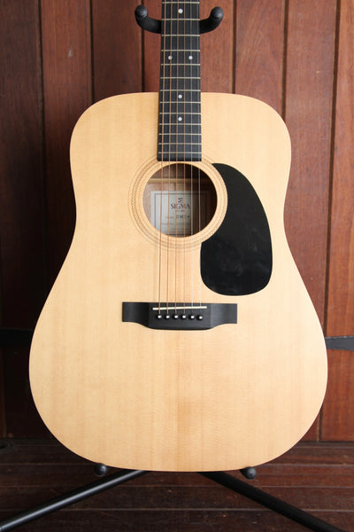 Sigma DME+ Acoustic-Electric Dreadnought Guitar Pre-Owned