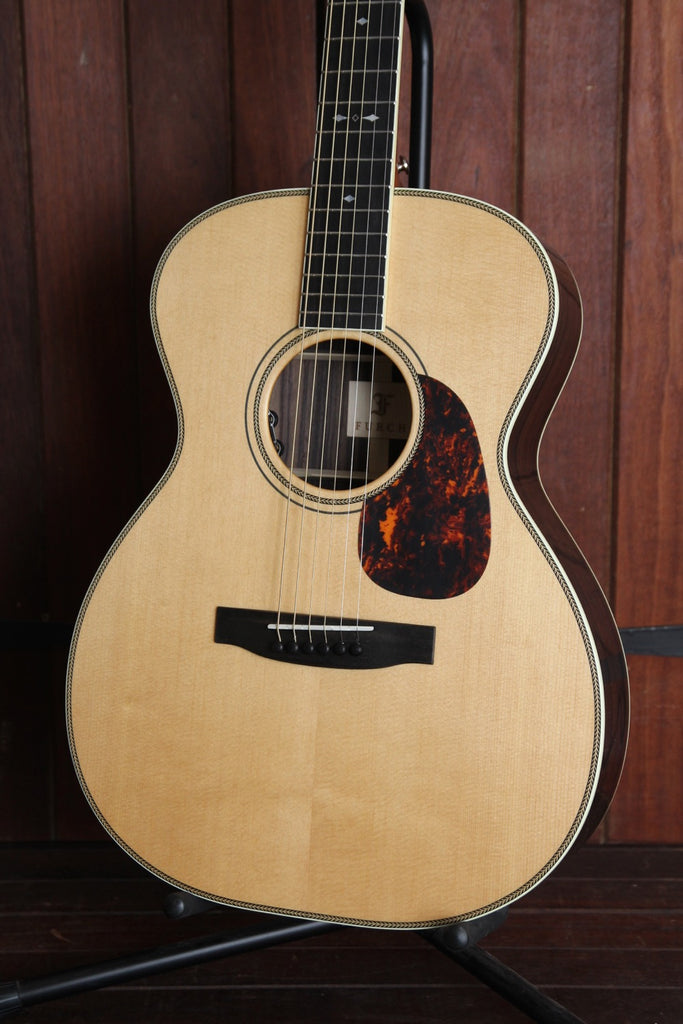 Furch Vintage 2 OM Spruce/Rosewood Acoustic-Electric Guitar