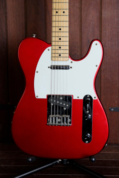 Fender Japan 50's Telecaster Candy Apple Red Pre-Owned