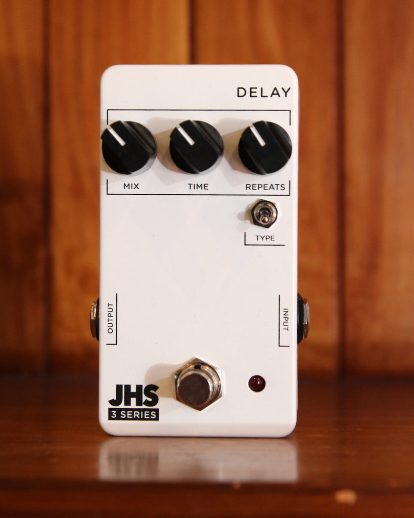 JHS 3 Series Delay Pedal