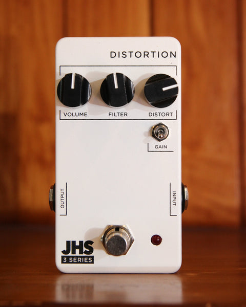 JHS 3 Series Distortion Pedal