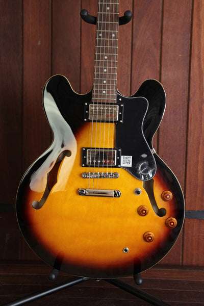 Epiphone ES-335 'Dot' Semi-Hollow Sunburst