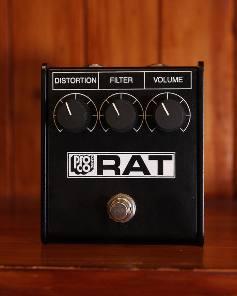 *NEW ARRIVAL* ProCo '85 Whiteface Reissue RAT Overdrive Pedal Pre-Owned