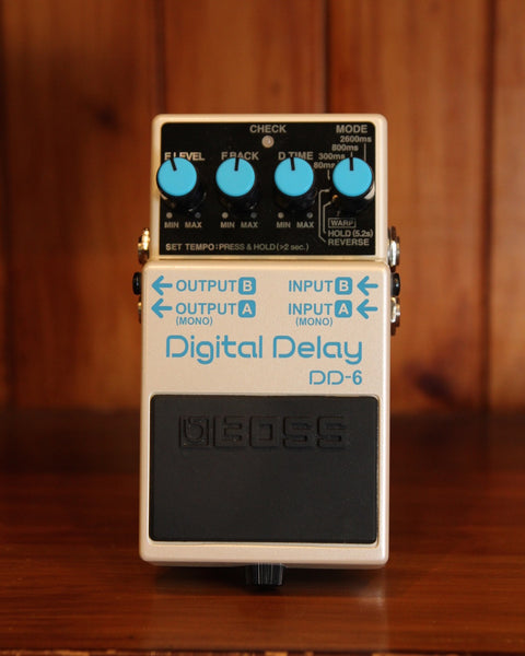 *NEW ARRIVAL* Boss DD-6 Digital Delay Pedal Pre-Owned