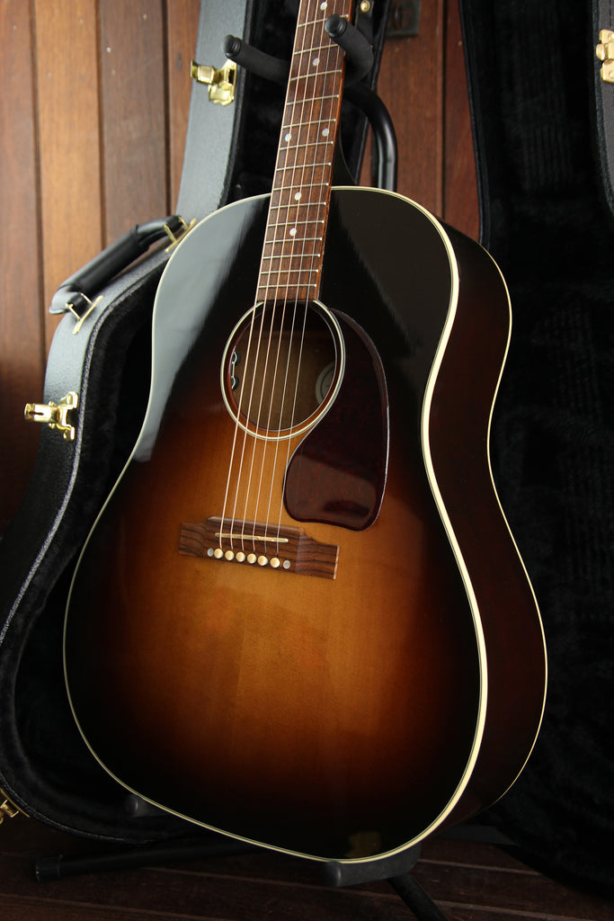 Gibson J-45 Standard Acoustic-Electric Guitar 2017 Pre-Owned