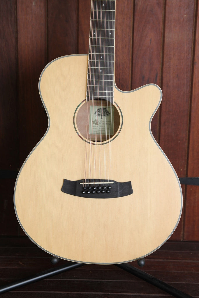 Tanglewood TW12CE Winterleaf Superfolk 12-string Acoustic-Electric Guitar