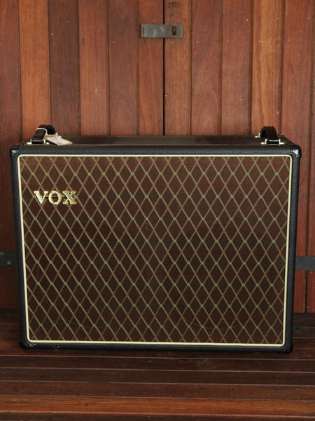 Vox 2x12 Alnico Blue Speaker Cabinet Pre-Owned - The Rock Inn