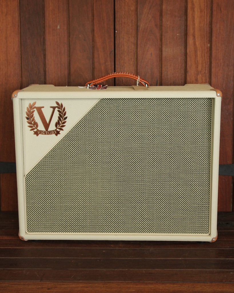 "*NEW ARRIVAL* Victory Amplification V40D Deluxe 1x12"" Combo Guitar Amplifier - The Rock Inn"