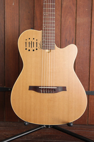 Godin Multiac Nylon Duet Crossover Guitar Pre-Owned