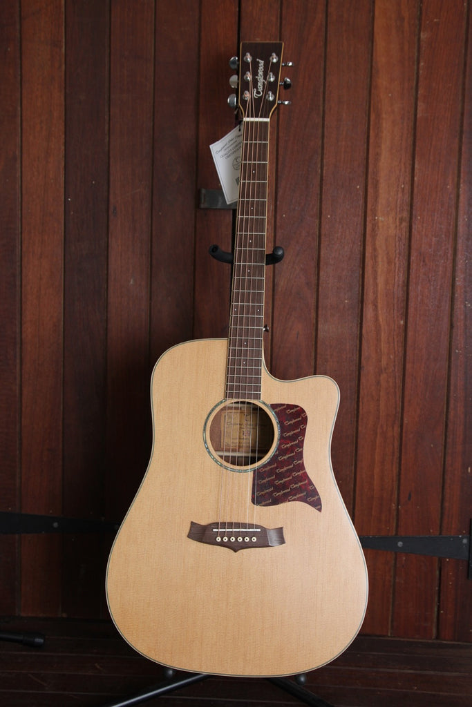 Tanglewood X15NSCE Sundance Performance Pro Dreadnought With Case