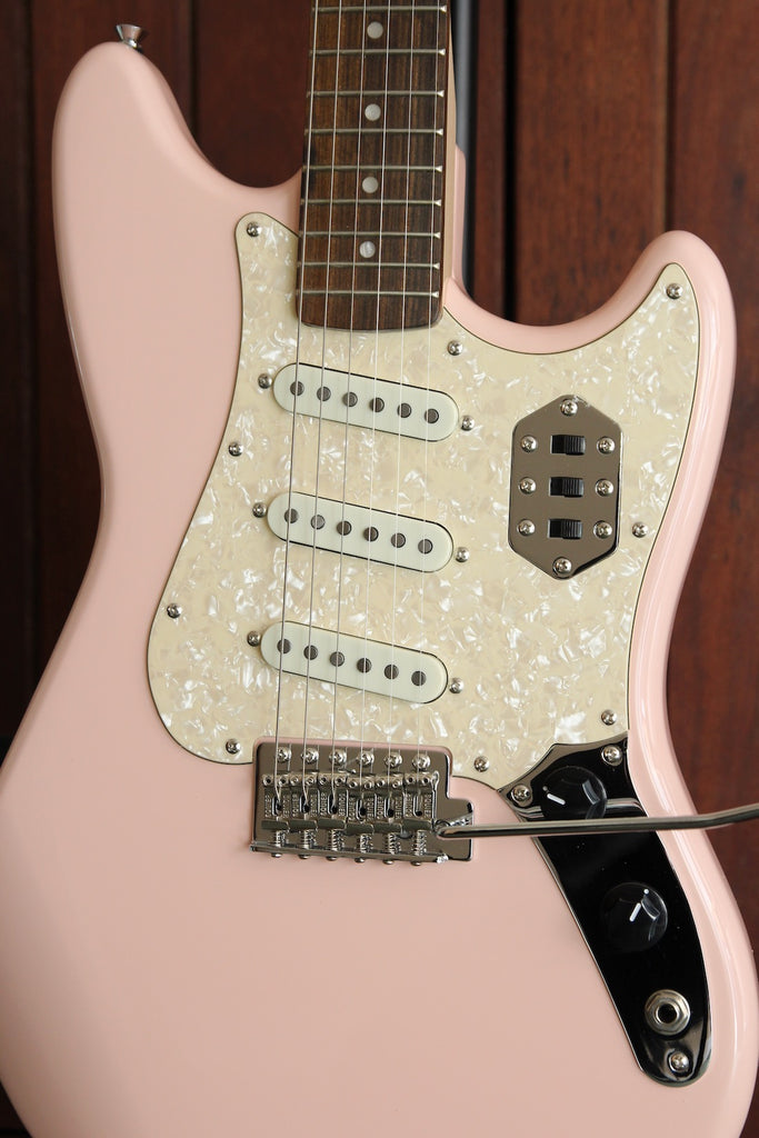 Squier Paranormal Paranormal Cyclone Shell Pink