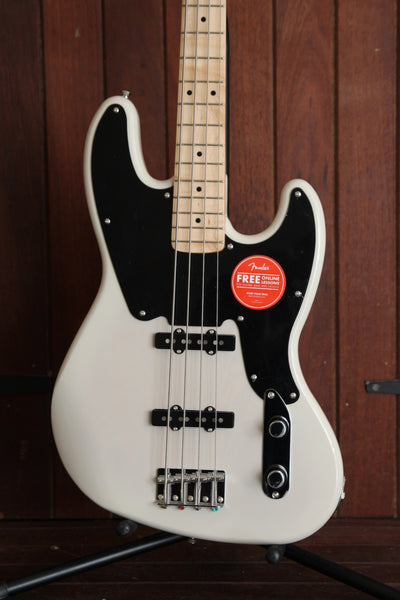 Squier Paranormal Jazz Bass '54 White Blonde