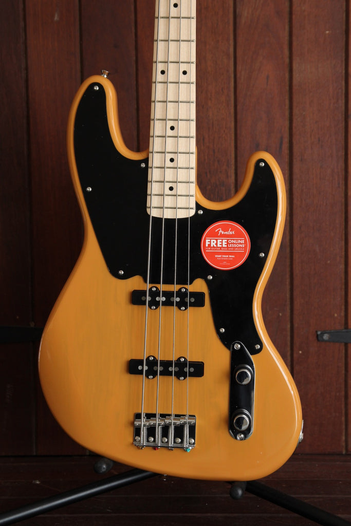 Squier Paranormal Jazz Bass '54 Butterscotch Blonde