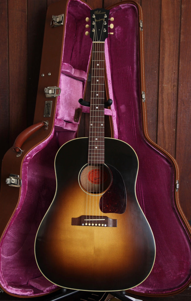 Gibson J-45 True Vintage Red Spruce Acoustic Guitar Pre-Owned