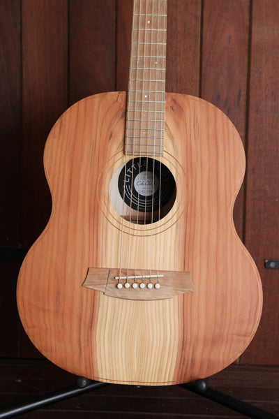 Cole Clark Little Lady 1 Redwood/Maple Acoustic Guitar