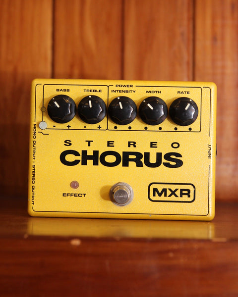 MXR Stereo Chorus Pedal Pre-Owned