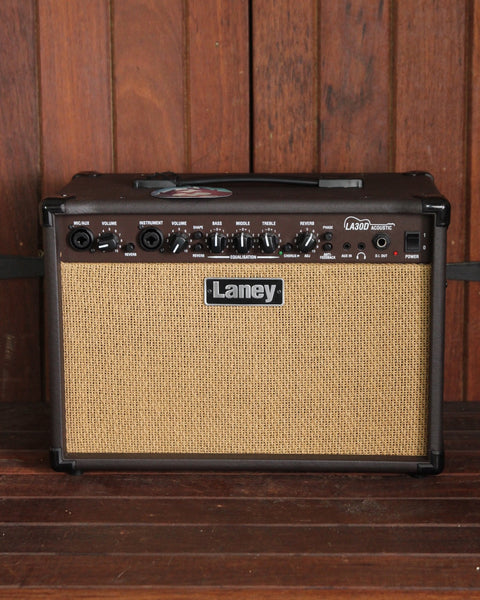 *NEW ARRIVAL* Laney LA30D Acoustic Combo