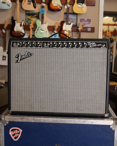 "Fender '65 Twin Reverb 2x12"" Valve Amplifier Pre-Owned"