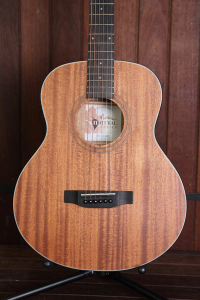 Martinez GS Style MNS-15S-MOP Small Body Solid Top Acoustic