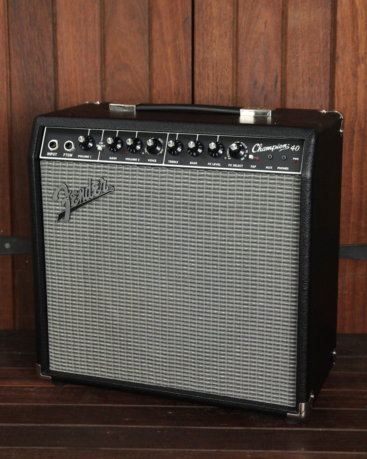 Fender Champion 40 Solid-State Guitar Combo Amplifier - The Rock Inn