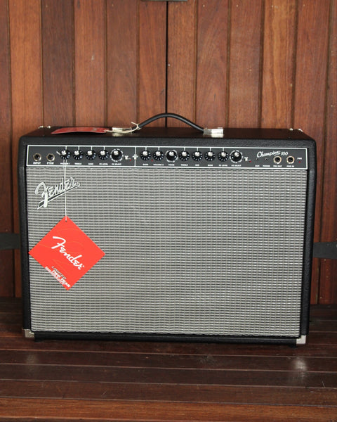Fender Champion 100 Solid-State Guitar Combo Amplifier - The Rock Inn