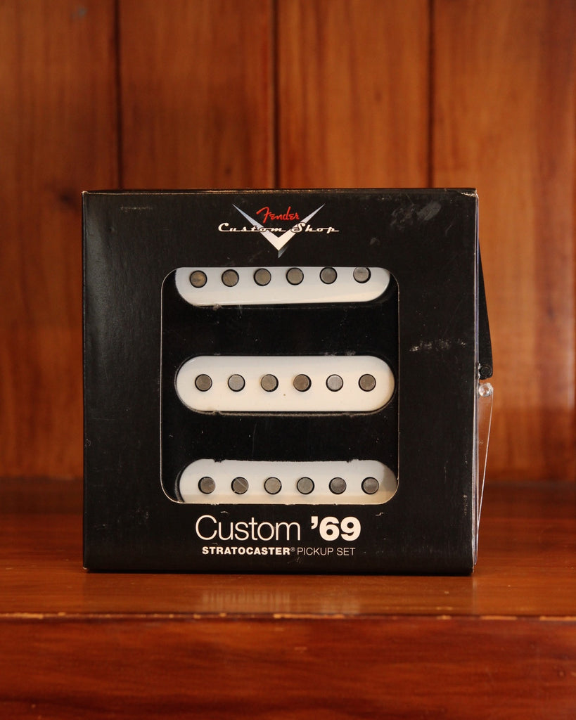 Pickup - Fender Custom Shop '69 Stratocaster Pickup Set - The Rock Inn