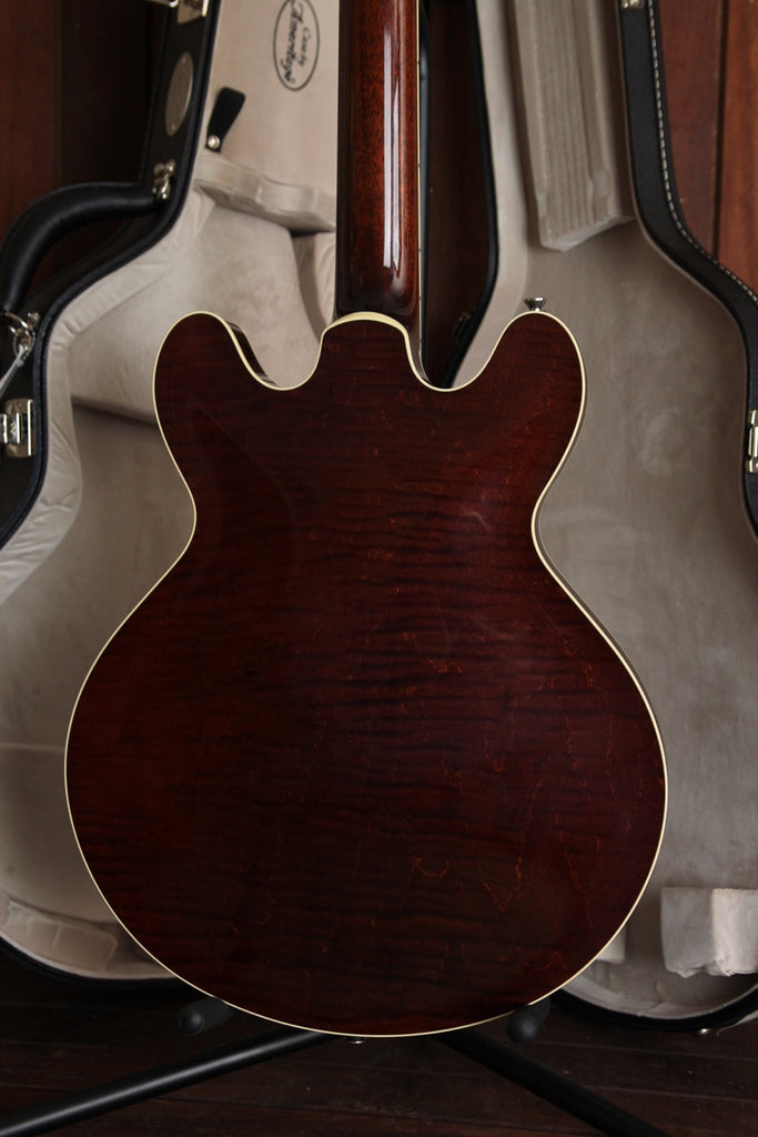 Collings I-35 LC Semi-Hollow Electric Guitar Sunburst