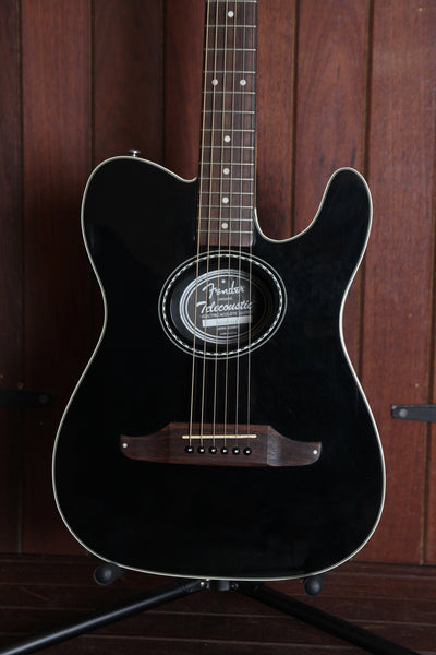 Fender Telecoustic Standard Acoustic-Electric Guitar Pre-Owned