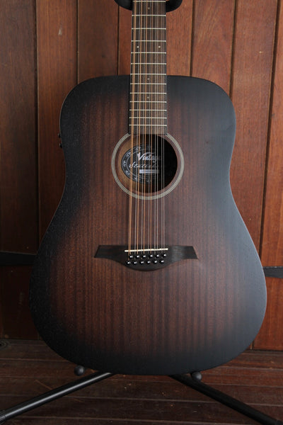 Vintage VE440WK Statesboro 12-String Electric-Acoustic Dreadnought